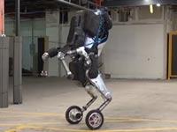 Handle, בוסטון דיינמיקס, רובוטים / קרדיט: מתוך הוידאו