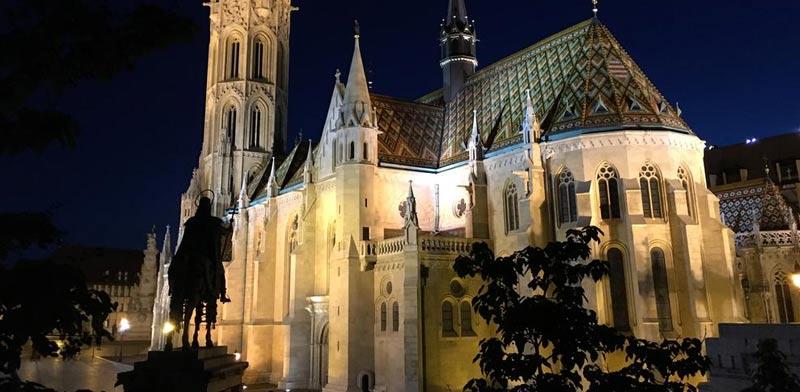 צ'ק אין, מלון בבודפשט/ צילום: יחצ