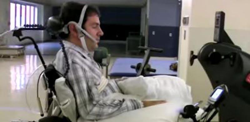 כיסא גלגלים/ צילום: מהוידאו