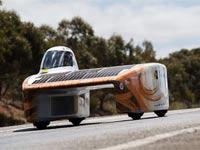מכוניות סולארית נונה 9/ צילום: מתוך הוידאו