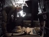 חיל האוויר האמריקאני, חימוש / צילום: מתוך הוידאו