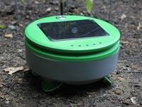 רובוט לגינה / צילום: מתוך בוידאו