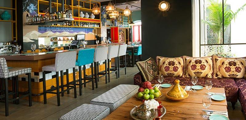 צ'ק אין, מסעדת ewa safi/ צילום: יחצ