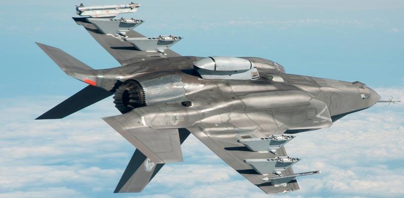 מטוס קרב f35/ צילום: יחצ