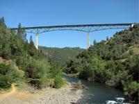 גשר פורסת'היל שבקליפורניה / צילום: ויקיפדיה