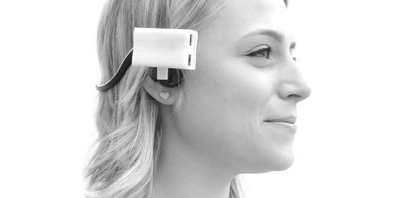 הורוס, מכשיר קול לעיוורים / צילום: יחצ