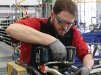 משקפי גוגל גלאס לתעשייה/ צילום: מתוך הוידאו