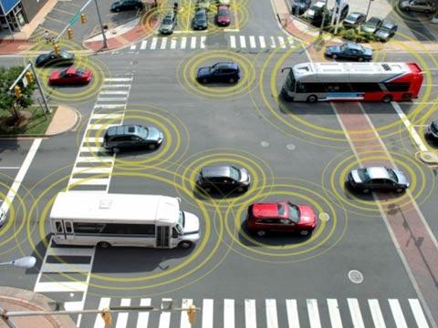 עיר ניסוי לרכבים אוטונומים קוריאה/ צילום: מהוידאו