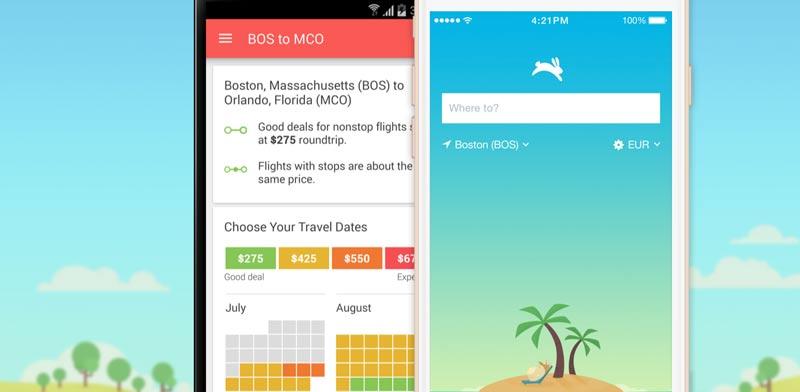אפליקציית הופר להזמנת טיסות / צילום: יחצ
