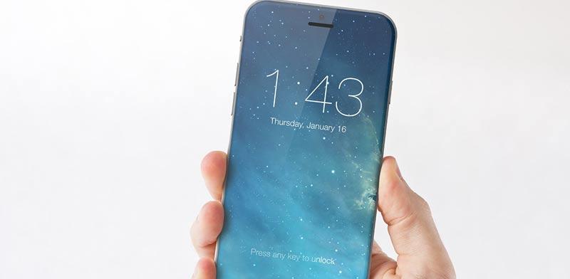 אייפון 8 קונספט/ צילום: מהוידאו