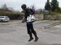 חליפת איירון מן / צילום: מתוך הוידאו