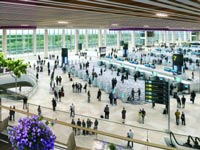טרמינל 4 סינגפור / צילום: יחצ