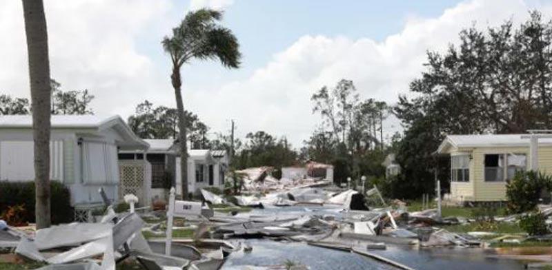הוריקן מריה/ צילום: רויטרס