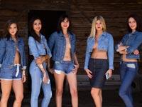 """ג'ינס חכם, אופנה, פרובוקציה, צרפת, Spinali Design / צילום: יח""""צ"""