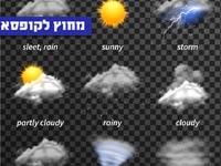 מזג האוויר / צילום: שאטרסטוק