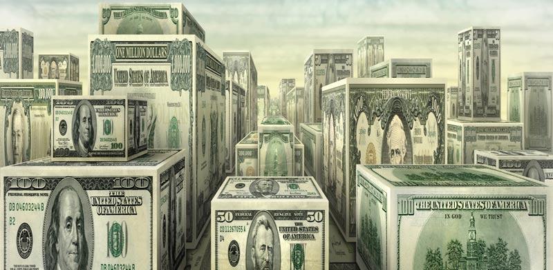 כסף ונדלן/ צילום: Shutterstock | א.ס.א.פ קריאייטיב