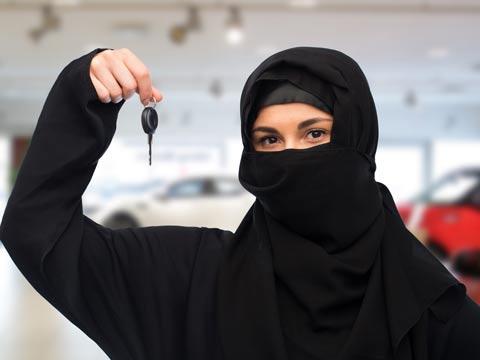 נשים סעודיות ינהגו ברכב/ צילום: שאטרסטוק