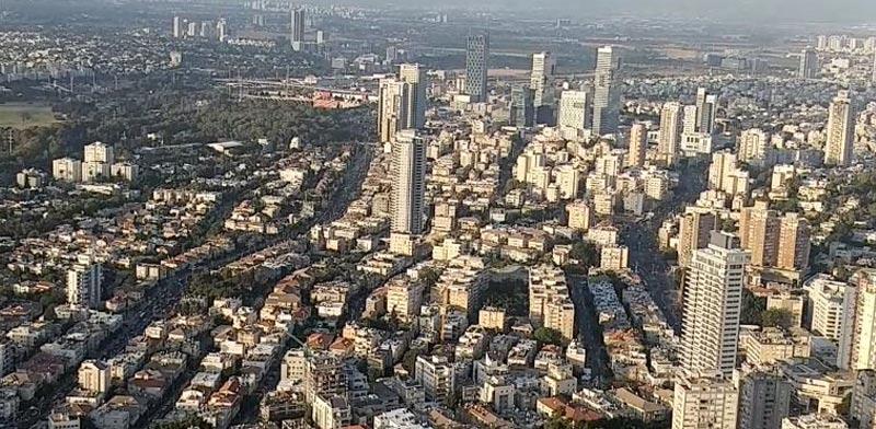 Tel Aviv Photo: Dafi Hirshfeld-Shalem