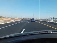 כביש 531 רכב אוטונומי/ צילום: מתוך מאקו