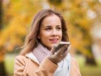 פקודות קוליות , הקלטת שיחה, סמארטפון/ צילום: שאטרסטוק
