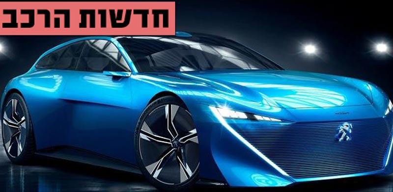 חדשות הרכב, פזו Instinct אוטונומית / צילום: נט קאר שואו