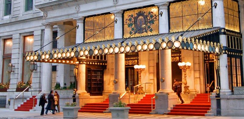 מלון פלאזה ניו יורק/ צילום: אתר המלון
