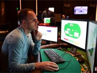 פוקר ממוחשב/ צילום: מתוך הוידאו