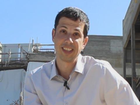 """סרטון ועידת הנדל""""ן, דרור מרמור, דירות/ צילום:  מהוידאו"""
