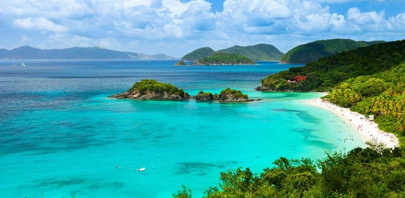 איי הבתולה האמריקניים/ צילום: שאטרסטוק