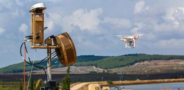 Drone interception system Photo: PR