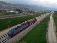 רכבת כרמיאל/ צילום:  מתוך הוידאו