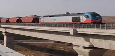 נסיעת מבחן רכבת לירושלים/ צילום: חדשות 2