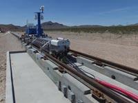 ניסוי רכבת העתיד, Hyperloop One / צילום: יחצ