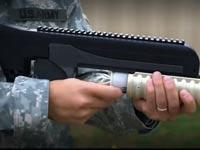 RAMBO, נשק,  צילום: מתוך הוידאו