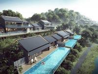 ריזורט בדרום סין צילום: Aeada