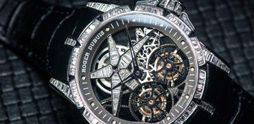 שעון יוקרה רוזר דוביס / צילום: יחצ