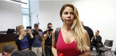 ענבל אור, בבית המשפט/ צילום: מגד גוזני וואלה news