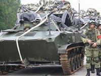 צבא רוסיה/ צילום: רויטרס