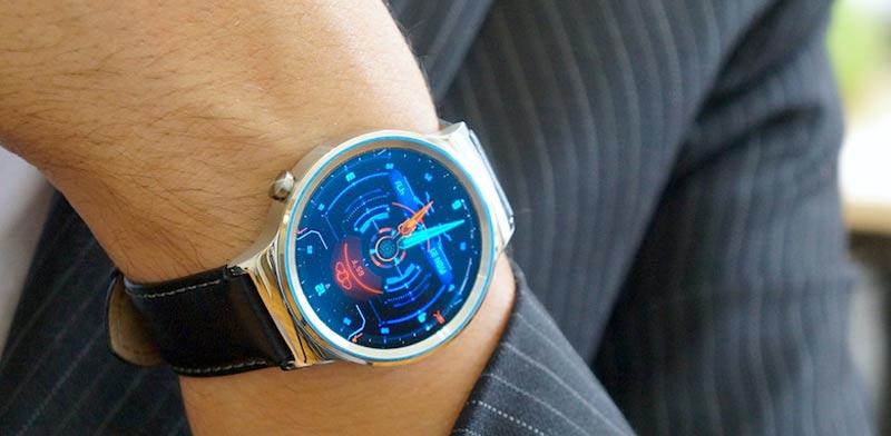 """Huawei Watch 2, שעון חכם/ קרדיט: יח""""צ"""