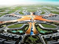 שדה התעופה הגדול בעולם / צילום: הדמיה מתוך הוידאו