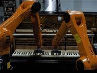 תיזמורת של רובוטים/ צילום: מתוך הוידאו