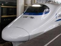 רכבת קליע סין, קו הרכבת המהירה הארוך בעולם, סין / צילום: וידאו