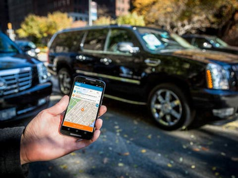 ויה, אפליקצית הזמנת מונית / צילום: יחצ