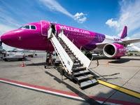 וויז אייר , חברות תעופה/ קרדיט: shutterstock