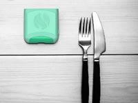 """מכשיר למדידת גזים בבטן , אפליקציה, בריאות, מזון AIRE by FoodMarble / צילום: יח""""צ"""