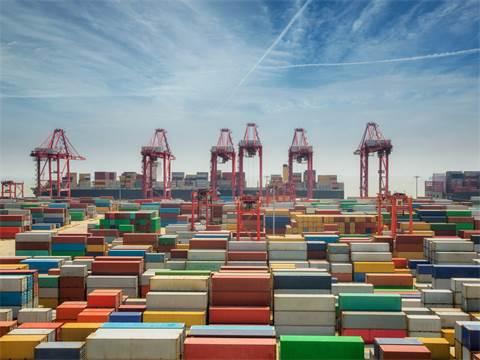 נמל בסין/צילום:shutterstock
