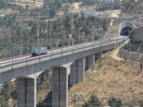 """רכבת ירושלים -ת""""א/ צילום: דוברות רכבת ישראל"""