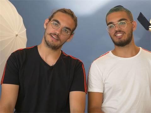 האחים פחימה/ צילום: מתן פורטנוי