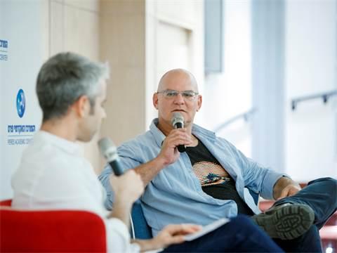 אורי להב ודרור גלוברמן על תשוקה וקריירה/צילום: ענבל מרמרי