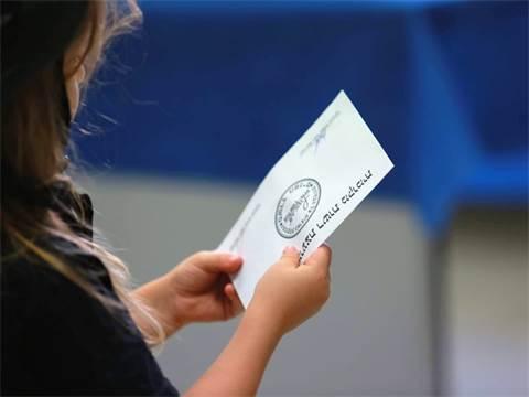 הצבעה בבחירות לרשויות המקומיות / צילום: שלומי יוסף